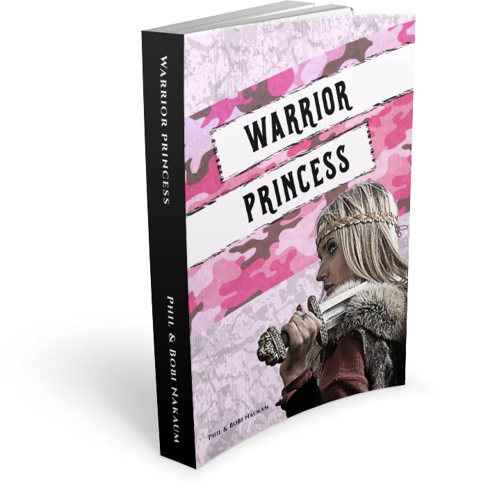 warrior-princess-book